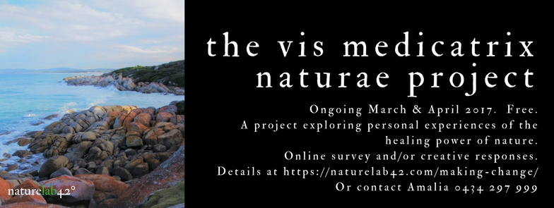 vis medicatrix naturae project-1march april